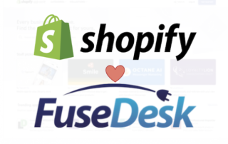 Shopify FuseDesk Live Chat